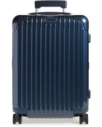 Rimowa Salsa Deluxe 22 Inch Cabin Multiwheel Carry-on - Black