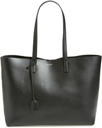 Saint Laurent - 'shopping' Leather Tote - - Lyst