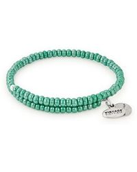ALEX AND ANI - Color Palette Beaded Adjustable Bangle - Lyst