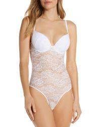 Ann Summers Ann Summer Sexy 2 Lace Bodysuit - White