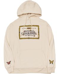 Parks Project X National Geographic Butterfly Hoodie - Natural