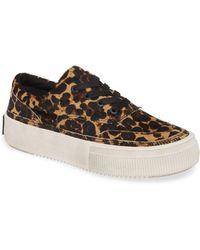 AllSaints - Mercia Lace-up Platform Sneaker - Lyst