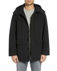 Pendleton - Harbor Cloth Seattle Raincoat - Lyst