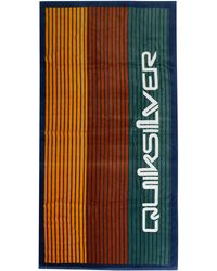 Quiksilver Freshness Logo Beach Towel - Multicolor