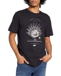 Hurley Prm Boards Of A Feather Graphic T-shirt - Black