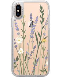 Casetify - Lavender Grip Iphone X/xs - Lyst