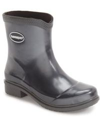 Havaianas | 'galochas Low Metallic' Waterproof Rain Boot | Lyst