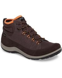 Ecco - 'aspina Gtx' Waterproof High Top Shoe - Lyst