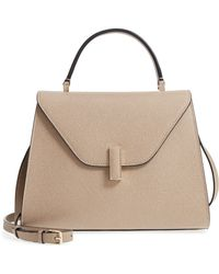 Valextra Iside Medium Top Handle Bag - Multicolor