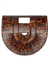 Cult Gaia Extra Large Ark Handbag - Multicolour