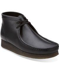 Clarks - Clarks Originals Wallabee Boot - Lyst