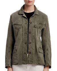 James Perse - Easy Fit Surplus Jacket - Lyst