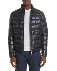Moncler - Acorus Down Quilted Jacket - Lyst