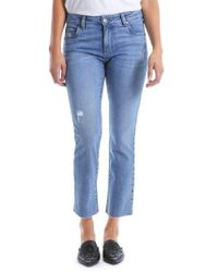 Kut From The Kloth - Reese Straight Leg Ankle Jeans - Lyst