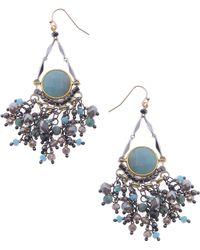 Nakamol - Chandelier Earrings - Lyst