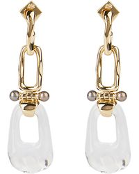 Alexis Bittar - Future Antiquity Drop Earrings - Lyst