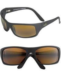 Maui Jim - 'peahi - Polarizedplus2' 65mm Sunglasses - - Lyst