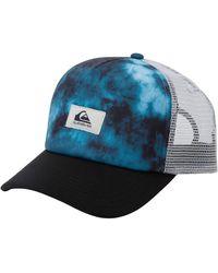 Quiksilver Dazzler Trucker Hat - Blue