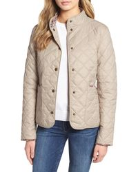Barbour - X Liberty Evelyn Quilted Jacket - Lyst