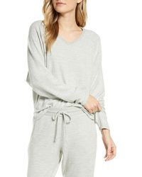 Nordstrom Relaxed Lounge Sweater - Multicolour