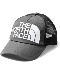 The North Face - Low Pro Grey Womens Trucker Hat - Lyst