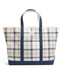 Barbour - Kirkwall Plaid Tote - Lyst