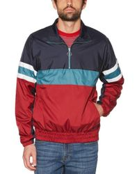 Original Penguin - Cagoule Colorblock Jacket - Lyst