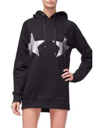 GOOD AMERICAN - The Stars And Stripes Hoodie - Lyst