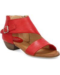 Miz Mooz Colbie Sandal - Red