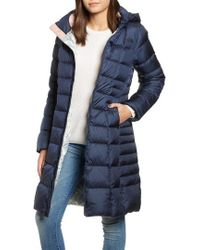 The North Face - Metropolis Parka Ii In Navy - Lyst