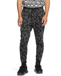 Nike Tech Fleece Sweatpants - Black