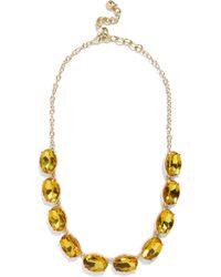 BaubleBar - Leandra Statement Necklace - Lyst