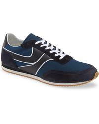 Dries Van Noten Low Top Sneaker - Blue