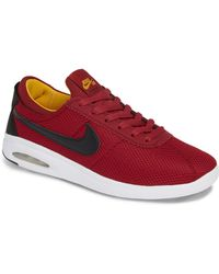 8741dc8b99d Nike - Sb Air Max Bruin Vapor Txt Skateboarding Sneaker - Lyst