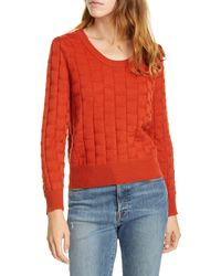 Joie Florente Sweater - Red