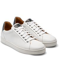 Magnanni Elonso Sneaker - White