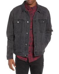 Zanerobe - Snitch Denim Jacket - Lyst