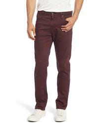 AG Jeans Tellis Slim Fit Jeans - Multicolour