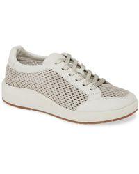 Otbt Joyce Perforated Sneaker - Grey
