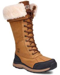 UGG UGG Adirondack Iii Waterproof Tall Boot - Brown