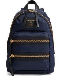 Marc Jacobs - Mini Biker Nylon Backpack - - Lyst