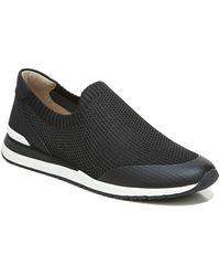Naturalizer Lafayette Knit Slip-on Sneaker - Black