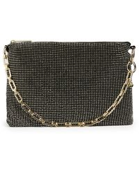 Ted Baker Adyai Crystal Embellished Evening Bag - Black