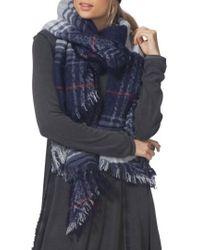 Rip Curl - London Blanket Scarf - Lyst