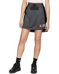 Nike Lab Collection Football Skirt - Gray