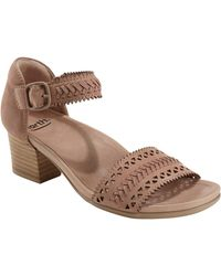 Earth Earth Seneca Sandal - Brown