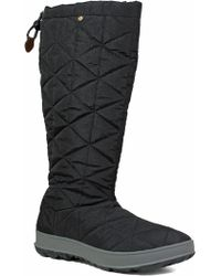Bogs Snowday Tall - Black