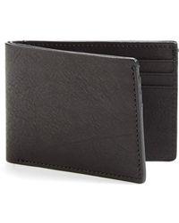 Bosca - Leather Wallet - - Lyst