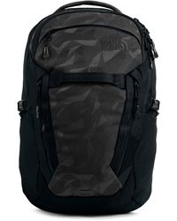 The North Face Surge Backpack - Black