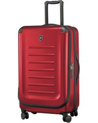 Victorinox Victorinox Swiss Army Spectra 2.0 30 Inch Hard Sided Rolling Travel Suitcase - Red